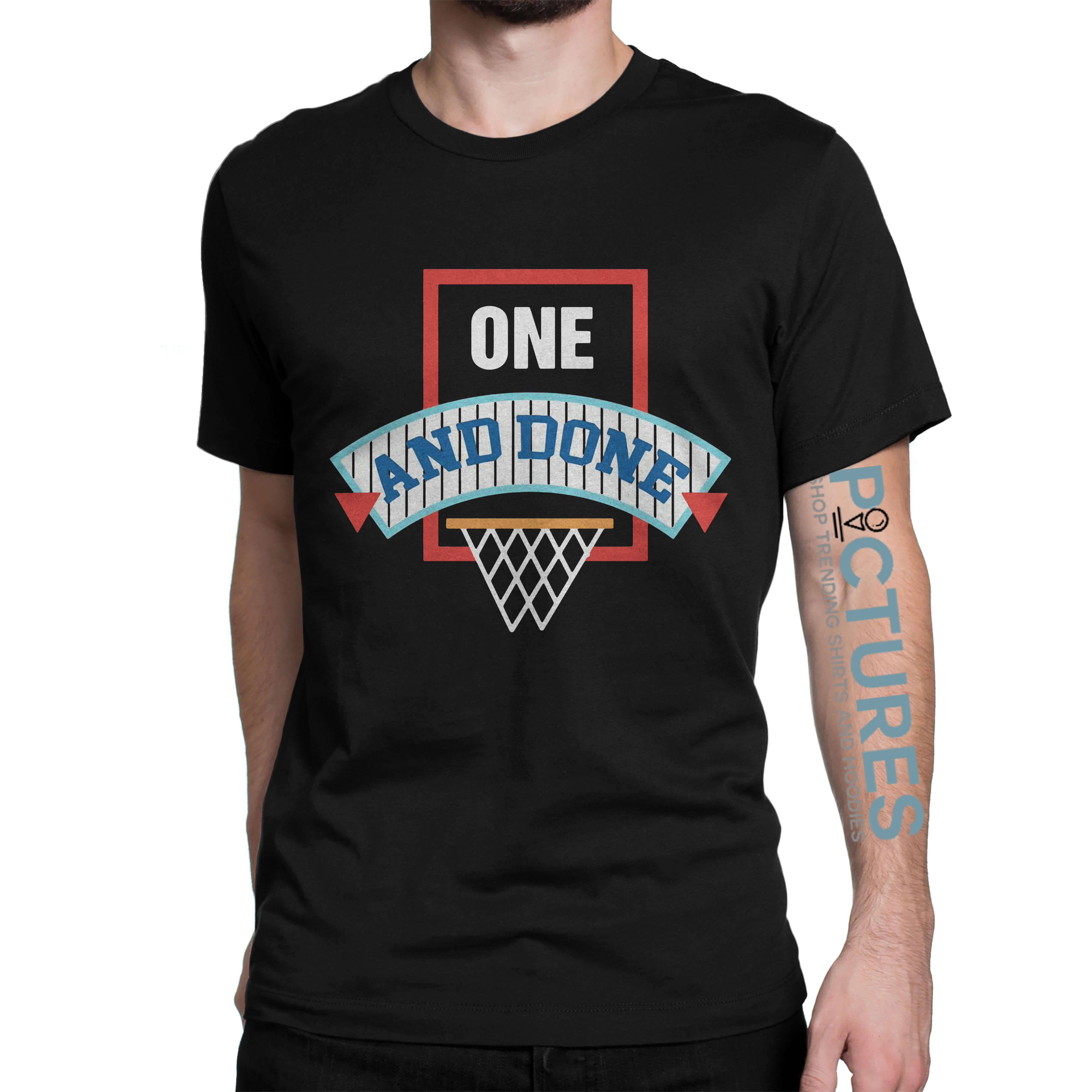 One and Done 2018 shirt