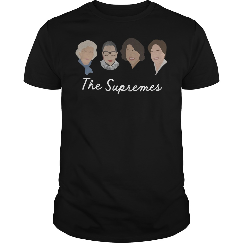 Sandra Day O'Connor the Supreme Court Guys tee