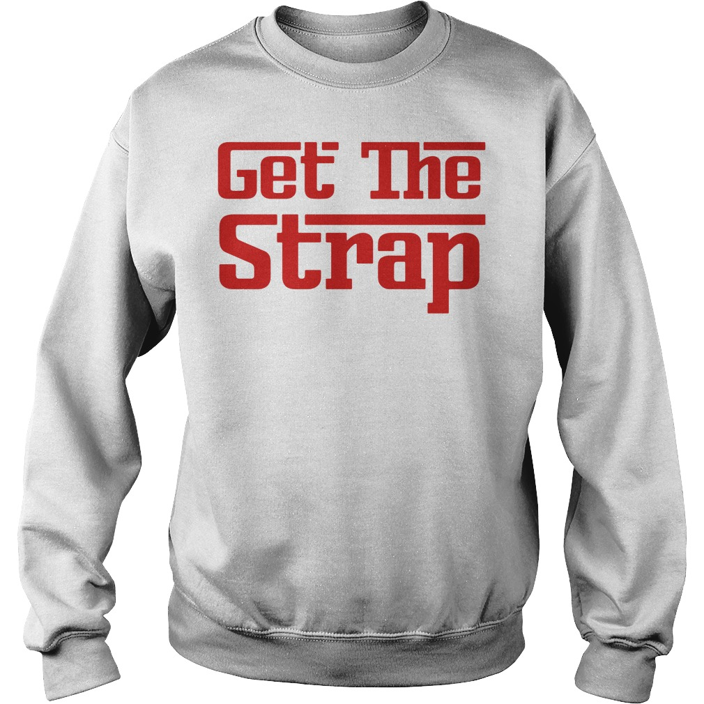 50 Cent Get The Strap Sweater