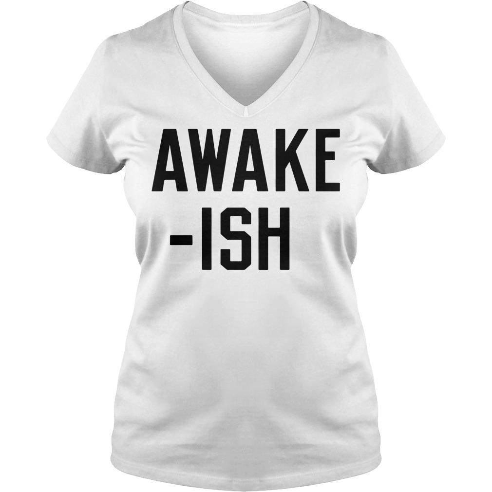 Awake-ish V-neck