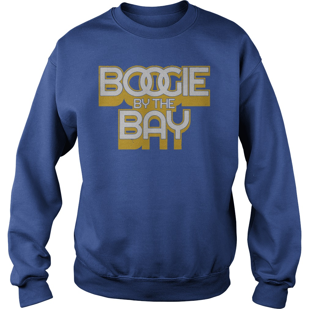 Boogie by the bay Demarcus Sweater