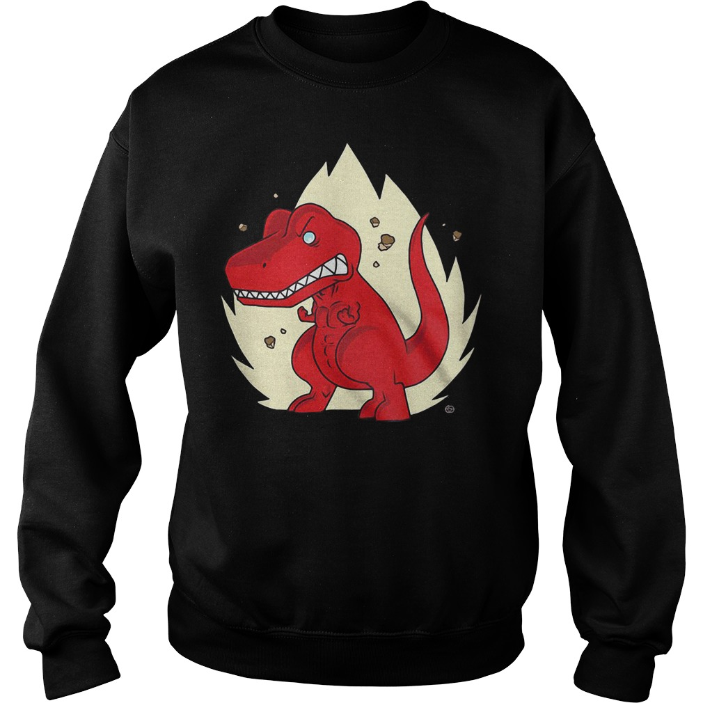 Dinosaur Ball Z Sweater