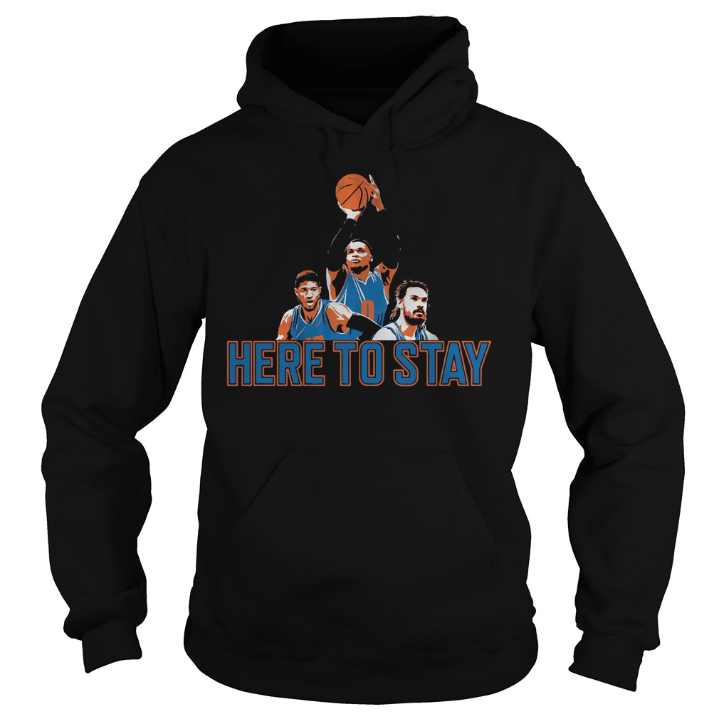 Official Here to stay Paul, Russell and Steven Hoodie