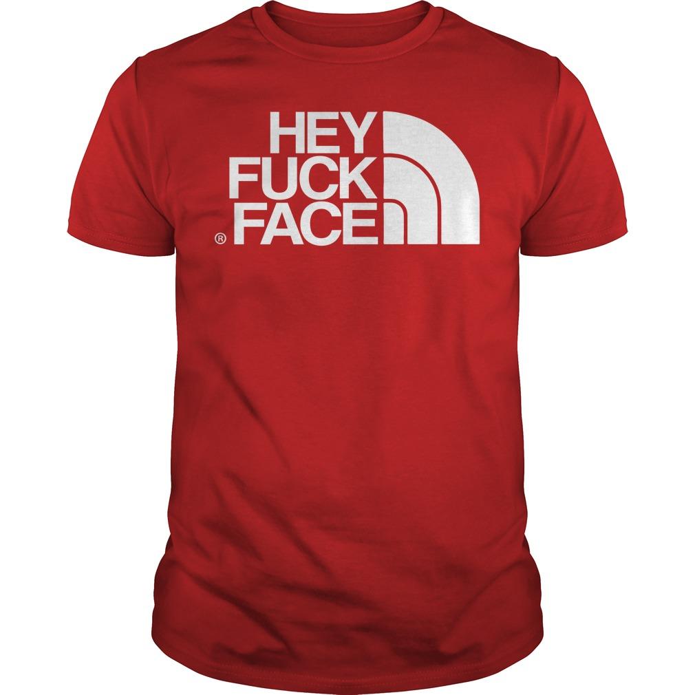 Hey Fuck Face Guys tee