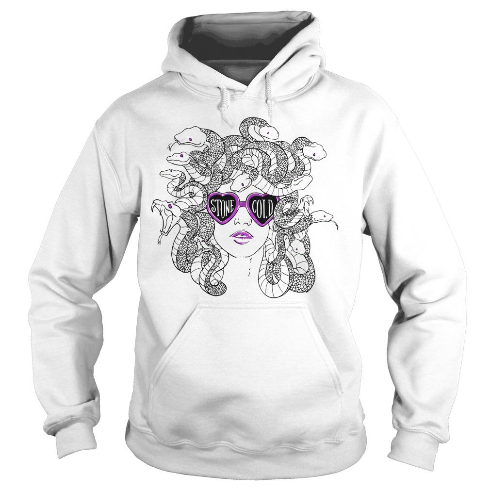 Medusa The Stone Cold Hoodie