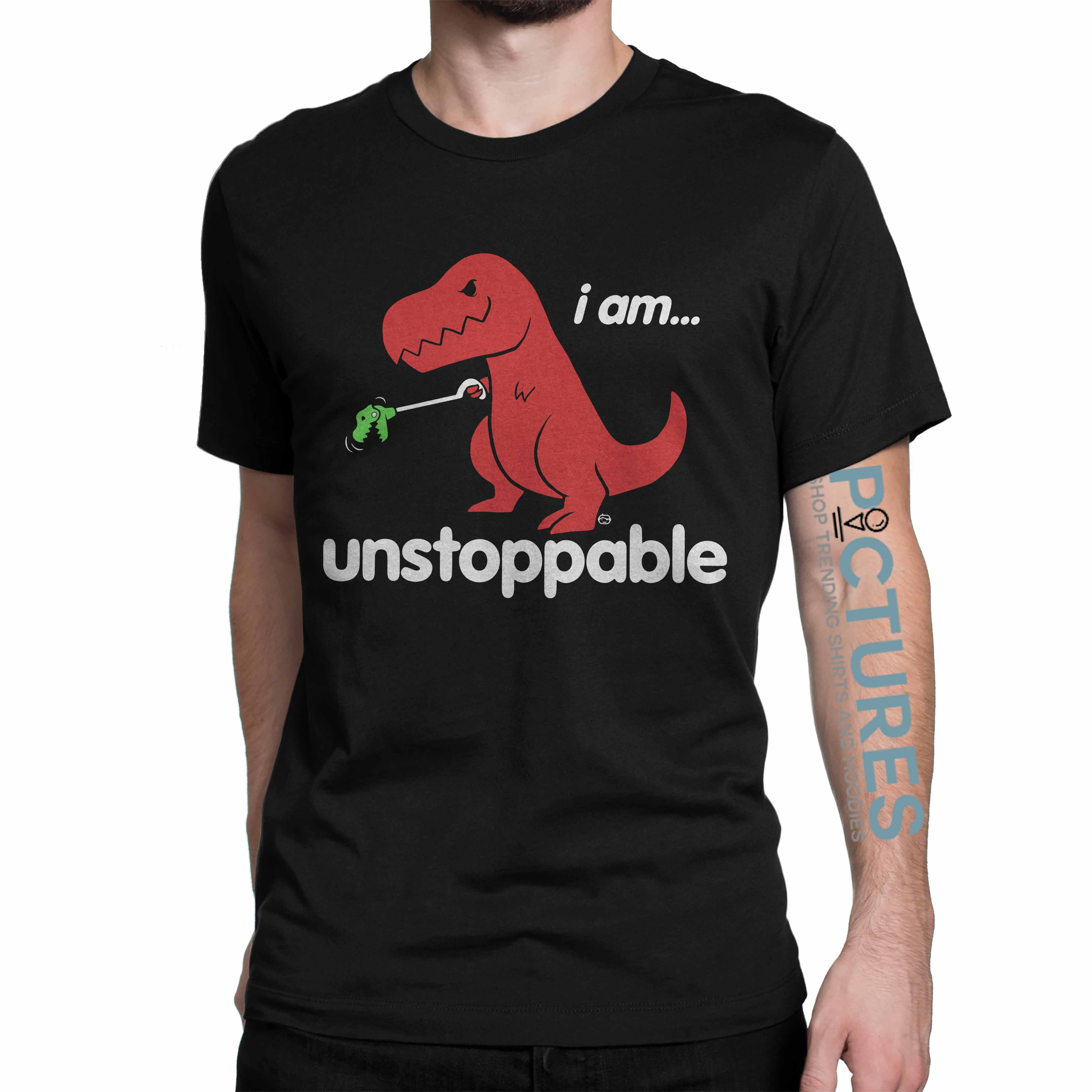 Official Unstoppable Dinosaur shirt