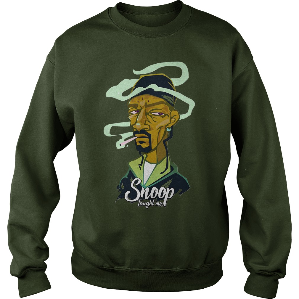 Snoop taught me Sweater