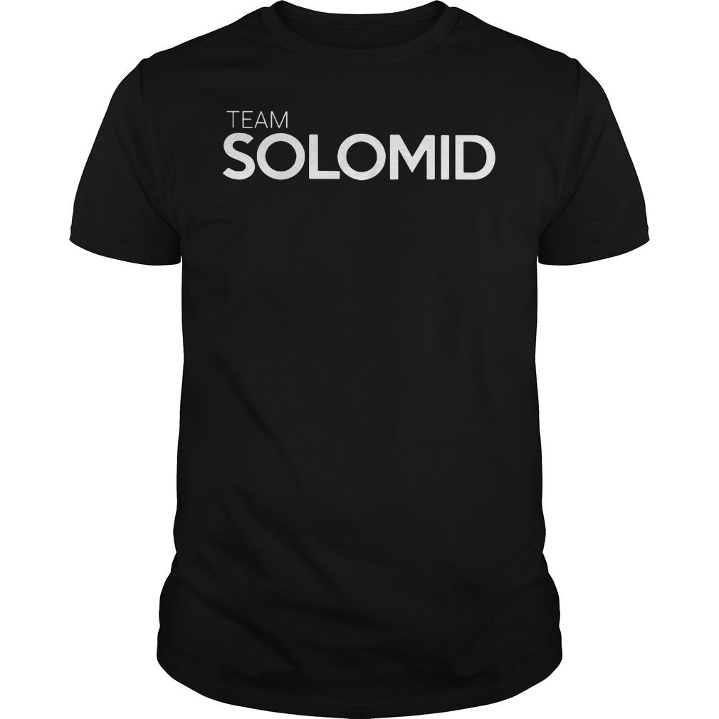 Team Solomid Guys tee
