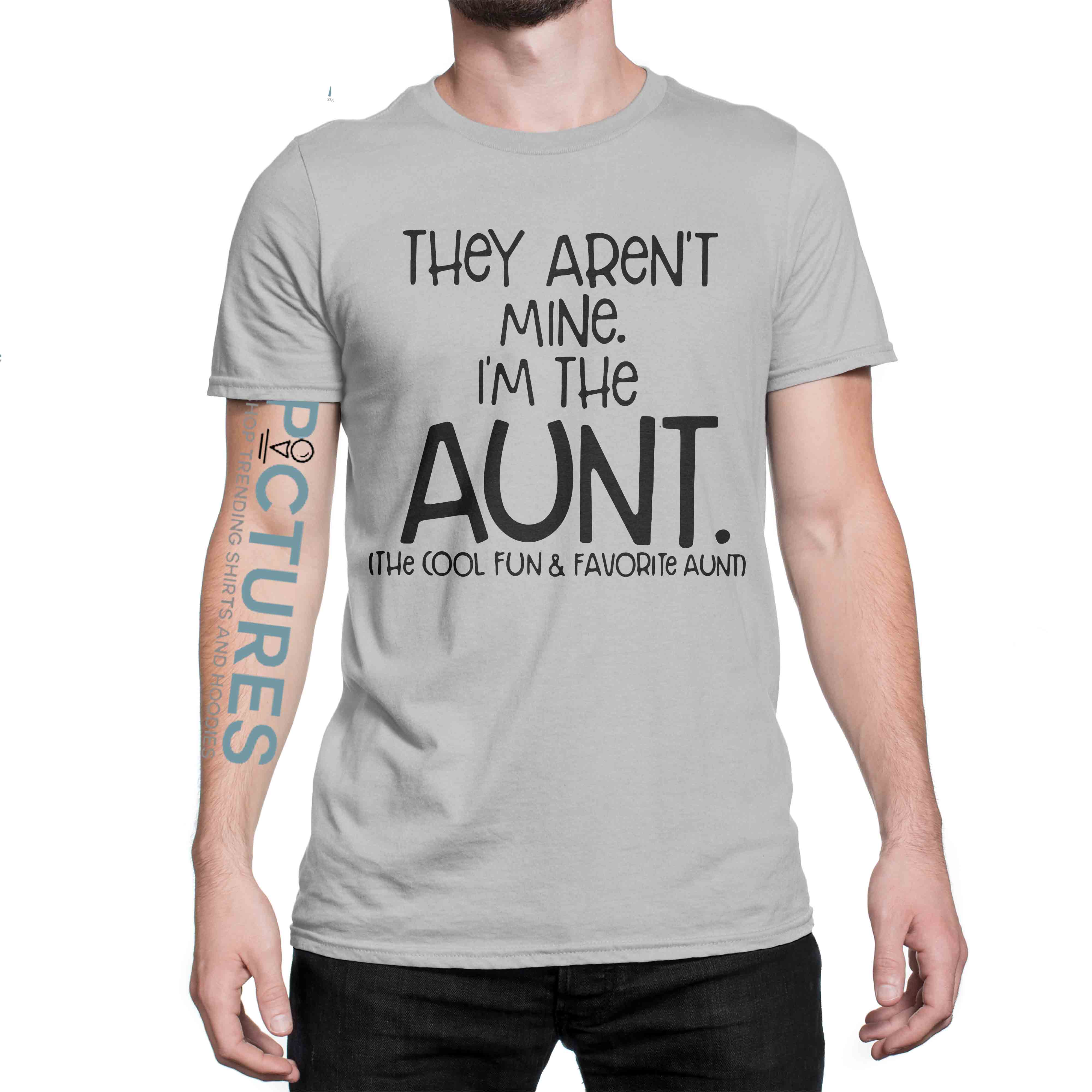They are not mine I'm the aunt the cool and favorite aunt shirt