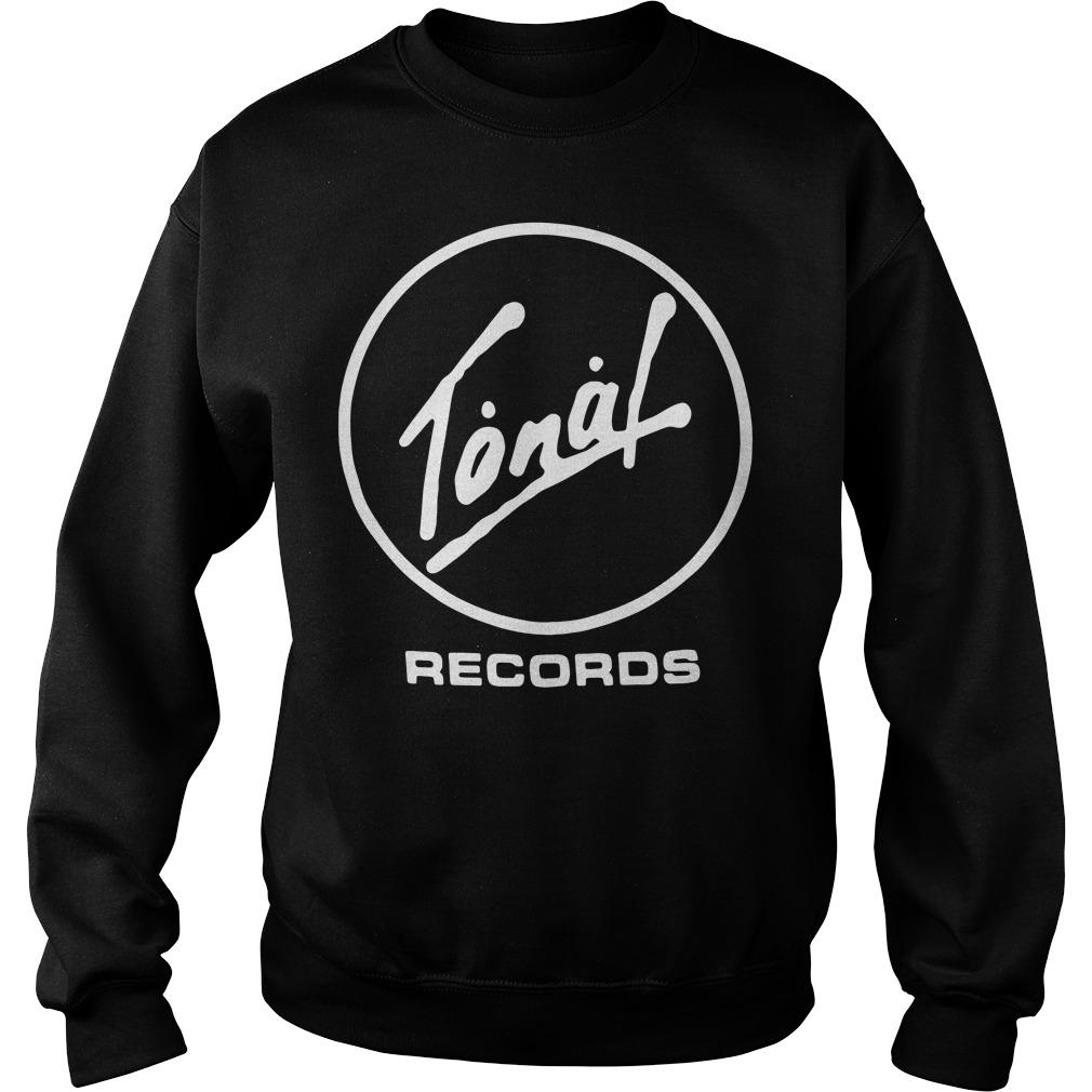 Tonal Records Logo Sweater