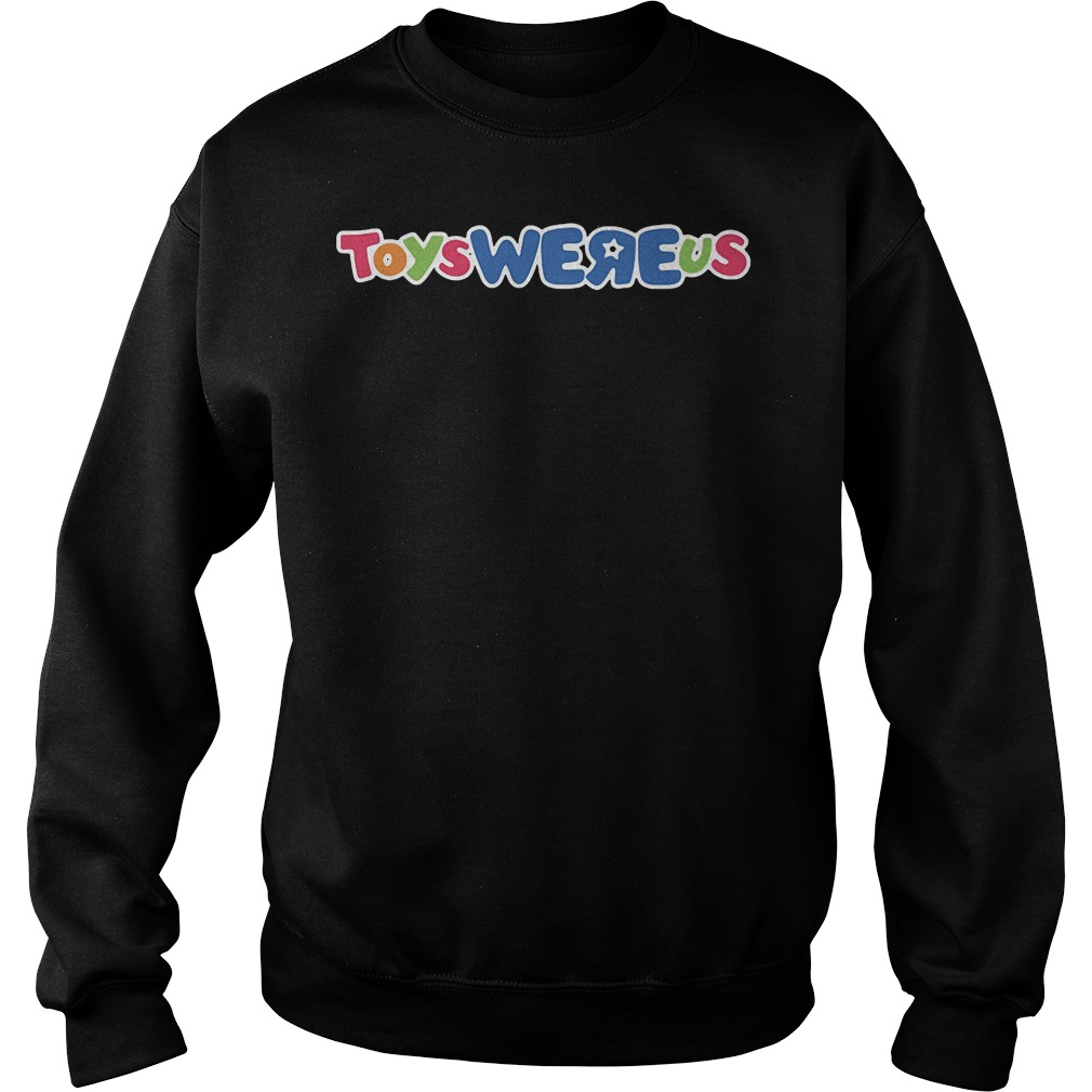 Toys Were Us Toys R Us Sweater