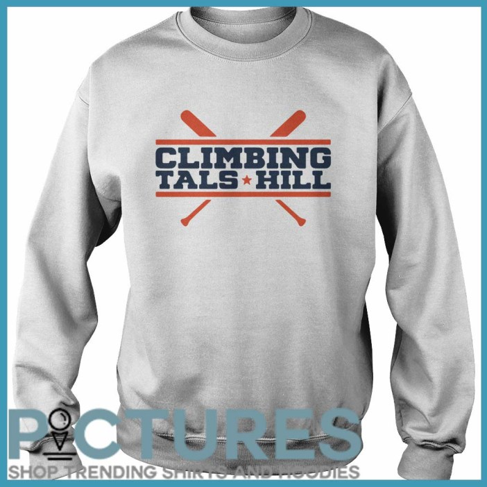 Climbing Tal's Hill Sweater