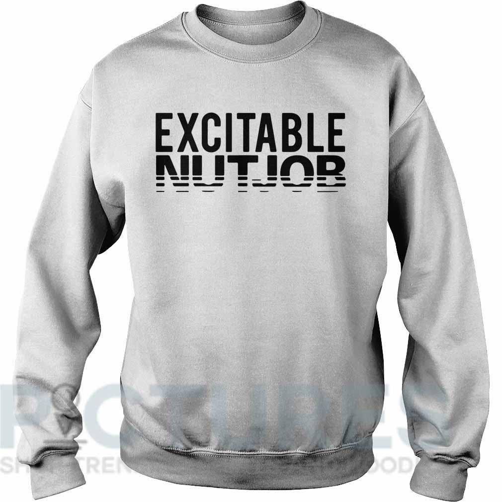Excitable Nut Job Sweater