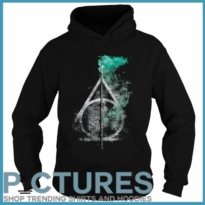 Harry Potter and the Deathly Hallows Hoodie