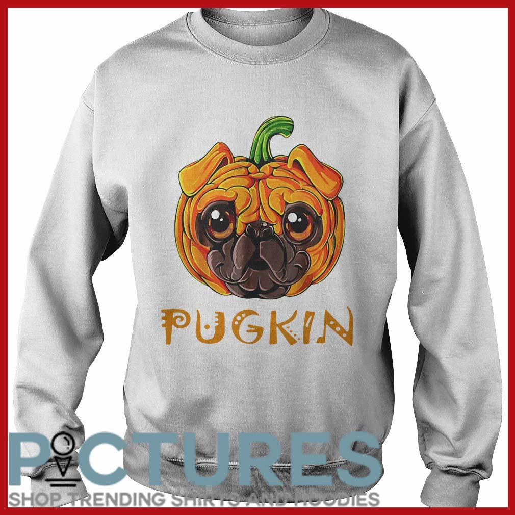 Pugkin Pug Pumpkin Sweater