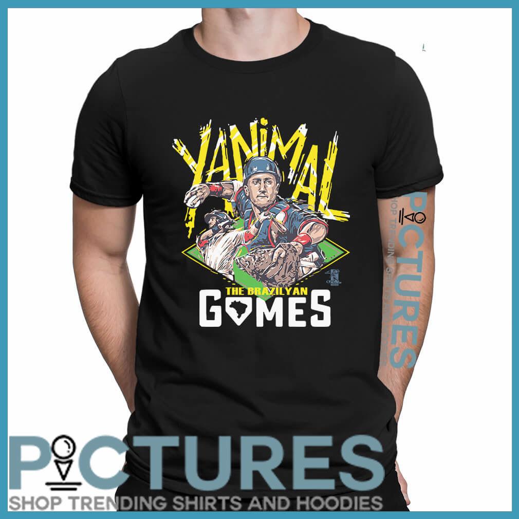 The Yanimal Yan Gomes shirt