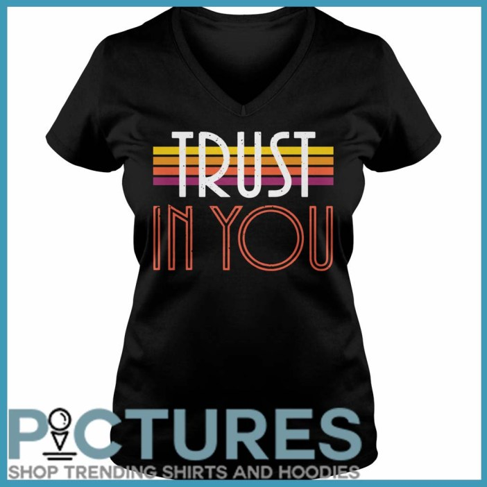 Trust In You V-neck