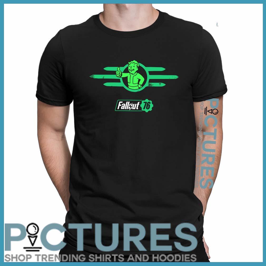 Xbox Fallout 76ers shirt