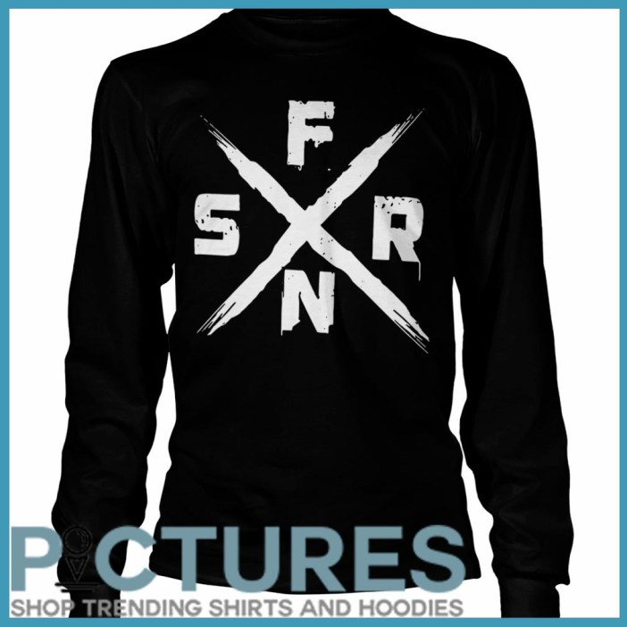 "Seth Rollins ""SFNR"" long sleeve"
