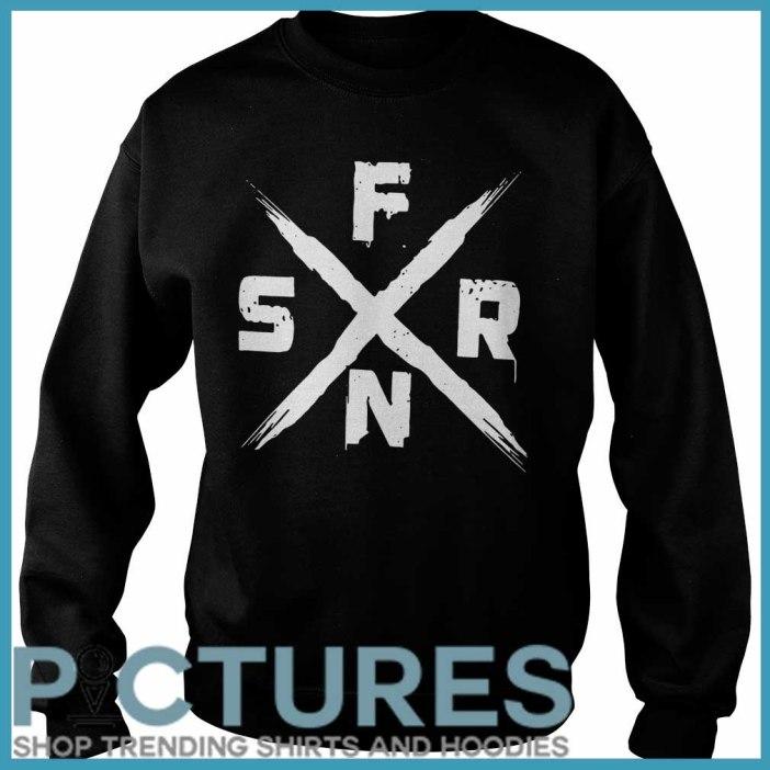 """Seth Rollins """"SFNR"""" sweatshirt"""