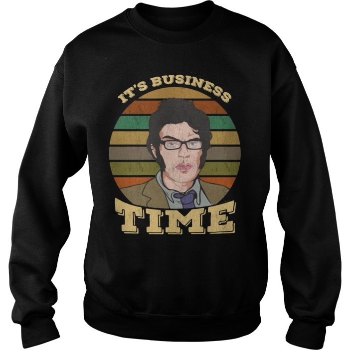 Flight of the Conchords It's business time sweater
