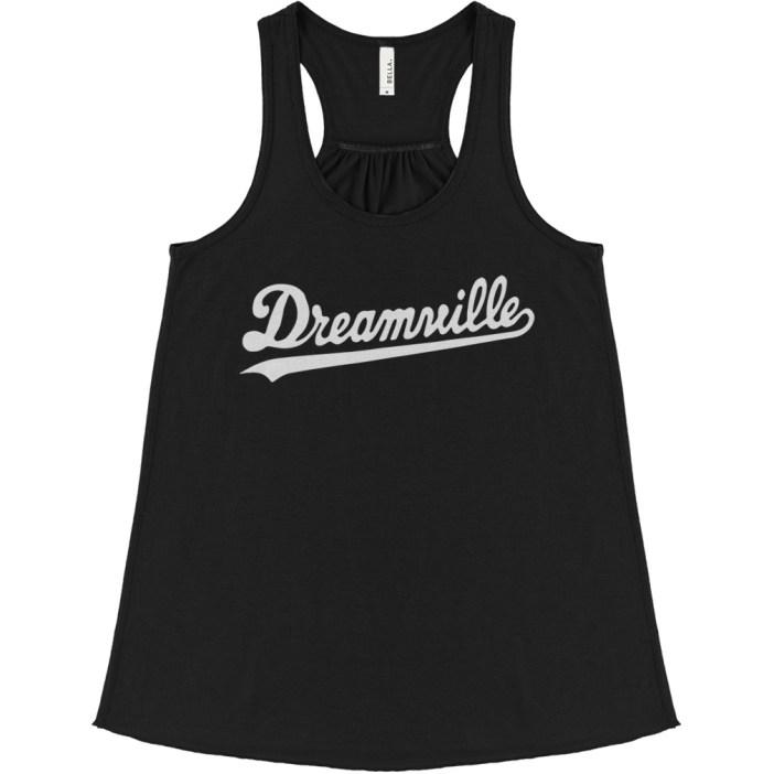 J. Cole Dreamville flowy tank