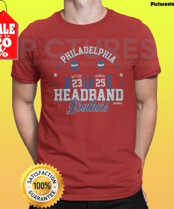 Philadelphia Ben Simmons and Jimmy Butler Headband Brothers shirt