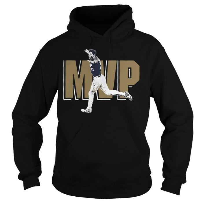 Christian Yelich MVP hoodie