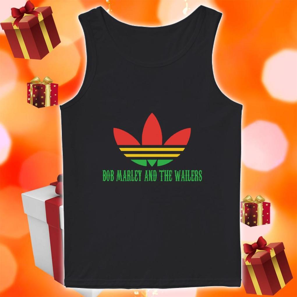 Adidas Rasta Bob Marley and the Wailers shirt 1 Picturestees Clothing - T Shirt Printing on Demand
