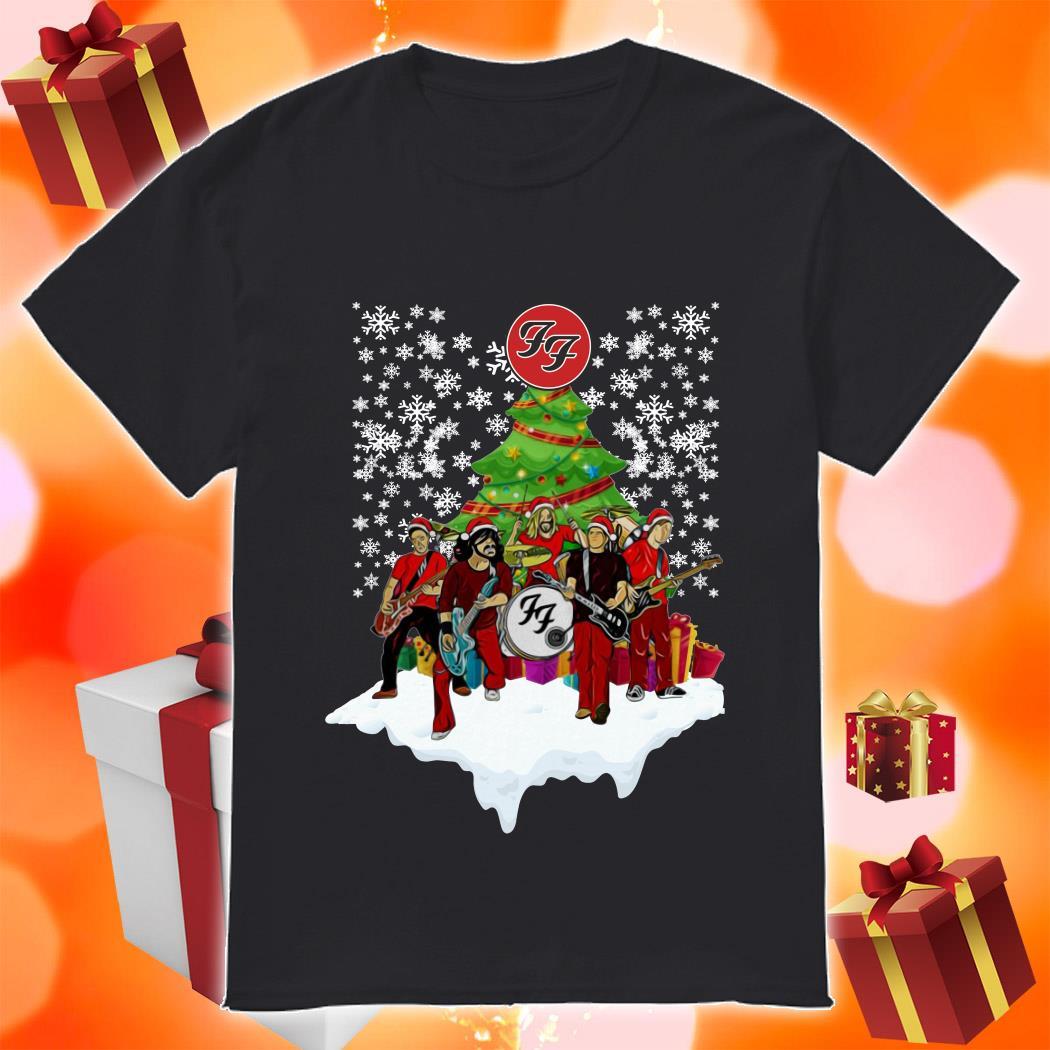 F.F. Band Funny Christmas shirt