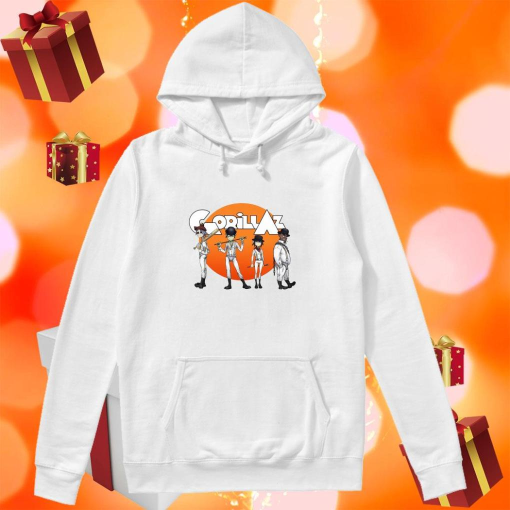 Gorillaz Clockwork Orange hoodie