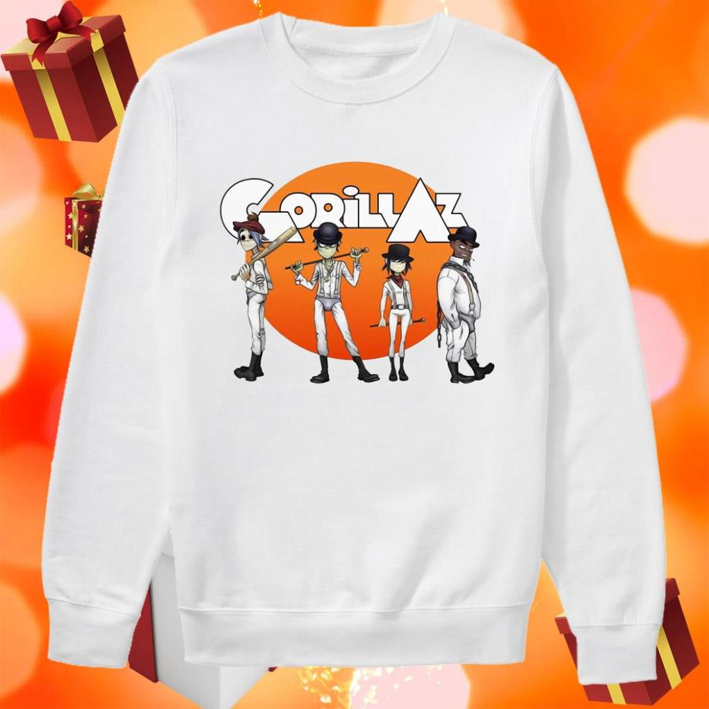 Gorillaz Clockwork Orange sweater