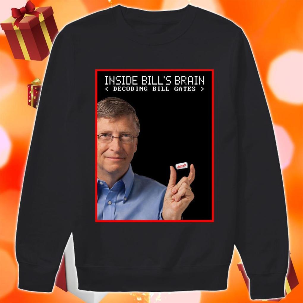 Inside Bill's brain decoding Bill Gates sweater