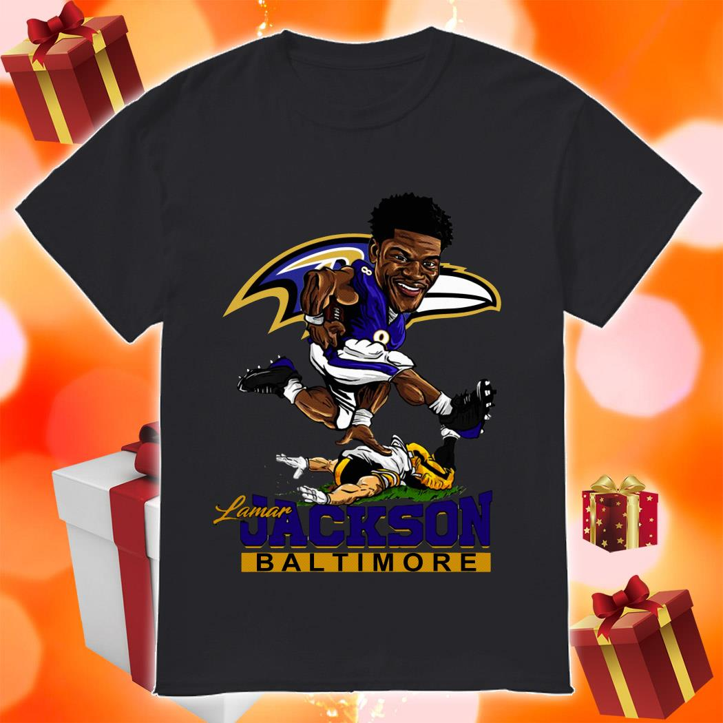 Lamar Jackson Baltimore funny shirt