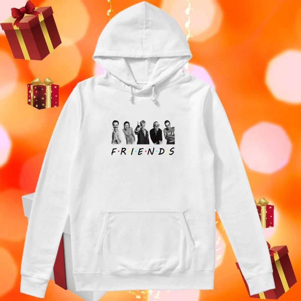 T2 Trainspotting Friends hoodie