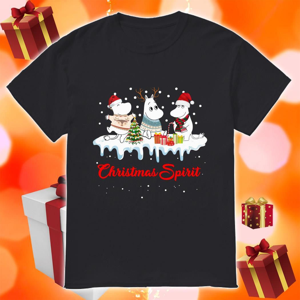 Unicorn Christmas Spirit shirt
