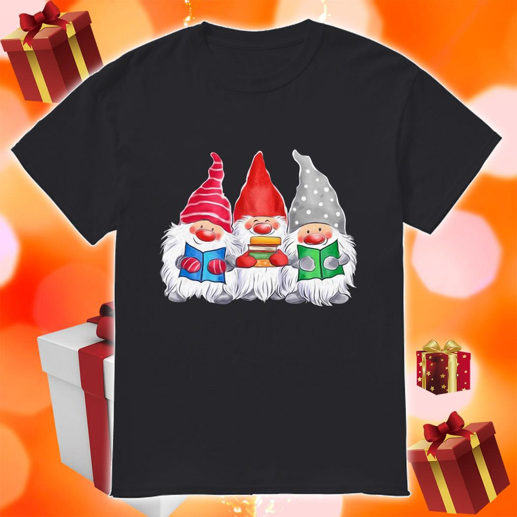 Gnomies love Book shirt