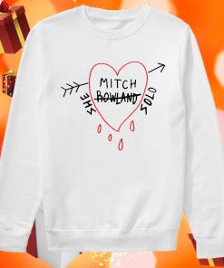 Mitch Rowland She Solo sweater