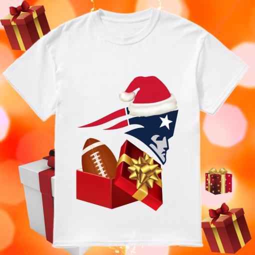 New England Patriots Gift Christmas shirt