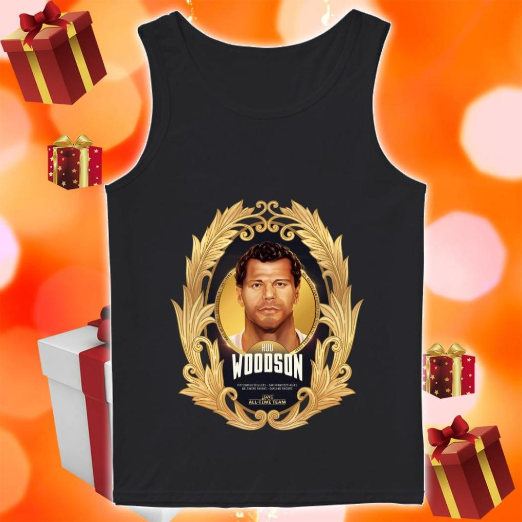 NFL 100 All-Time Team Rod Woodson tank top