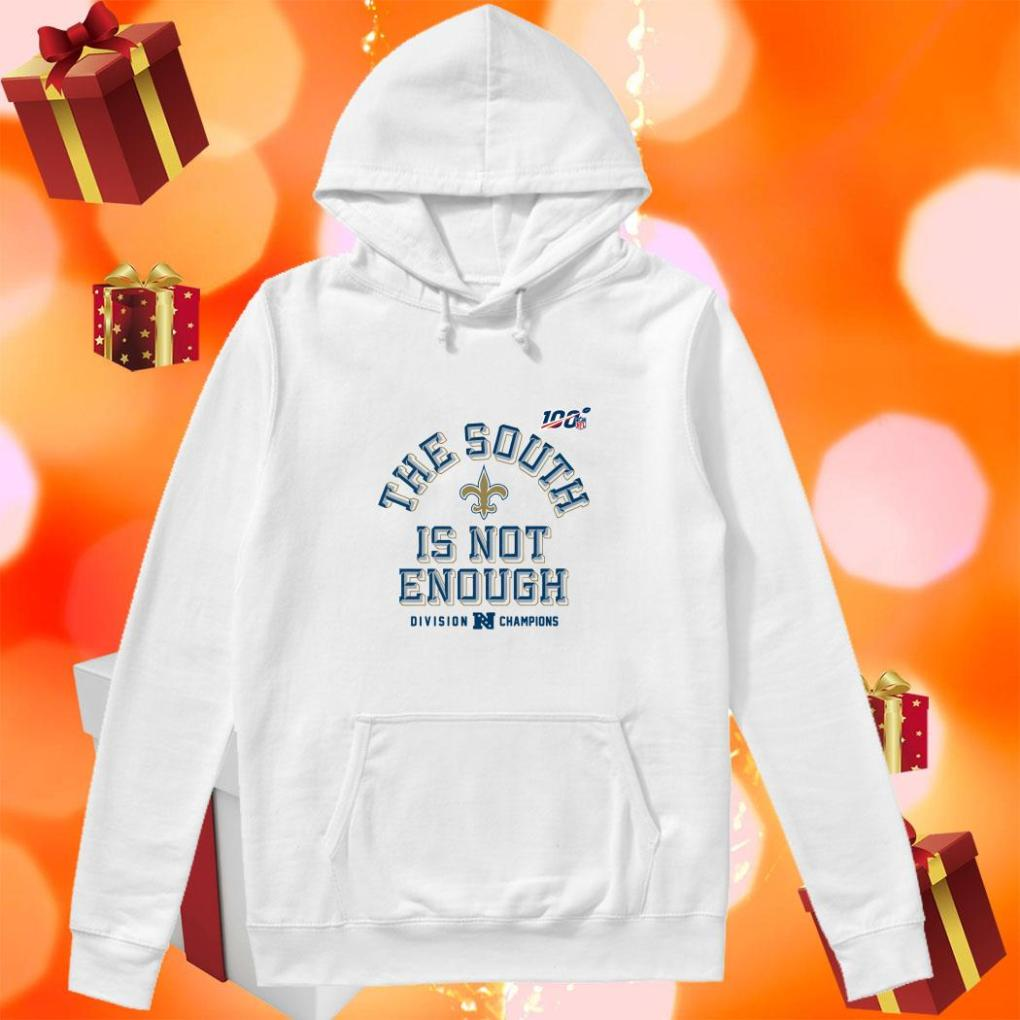 The South is not enough Division Champions hoodie