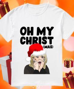 Stacey Shipman Santa Oh My Christmas shirt