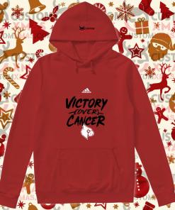 Victory Over Cancer Louisville Cardinals hoodie