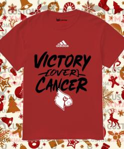 Victory Over Cancer Louisville Cardinals shirt