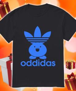 Adidas Oddidas Oddish Pokemon Shirt