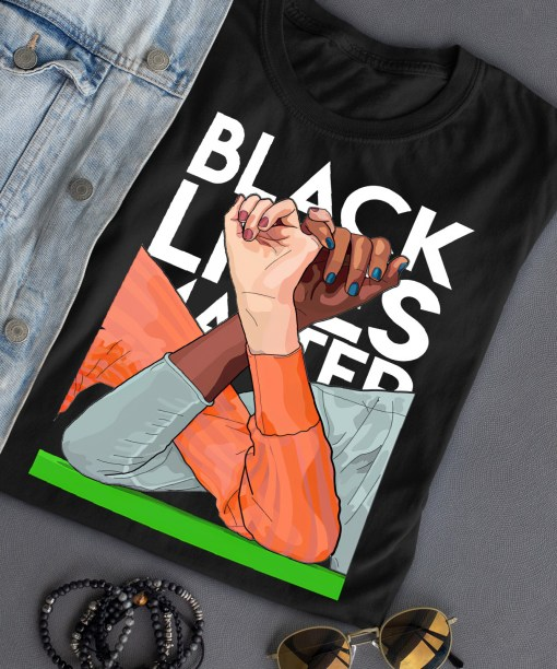 Wakanda Forever black lives matter shirt 1 Picturestees Clothing - T Shirt Printing on Demand