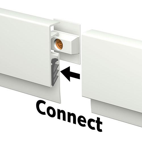 Artiteq Info Rail