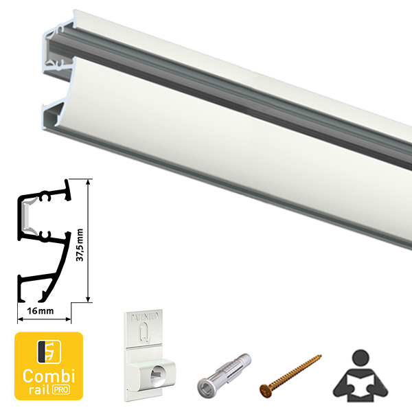 Artiteq Combi Rail Pro Light