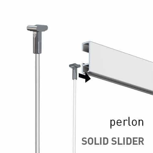 Artiteq Perlon Solid Slider 2mm