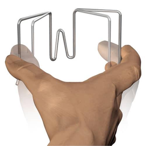 artiteq partition wall flex hook